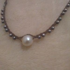 Peyote Bird silver 925 pearl